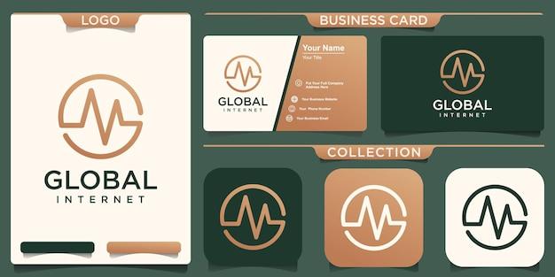 Inspiración para el diseño de logotipos de música global