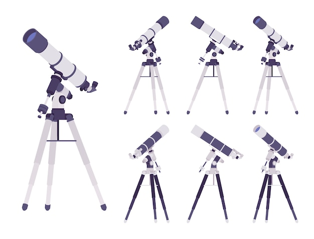 Instrumento óptico telescopio