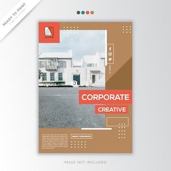 Inteligente corporativo, creativo