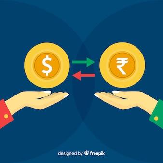 Intercambio de divisas