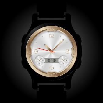 Interfaz de relojes clásicos