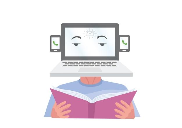 Interrupción de la tecnología en concentración