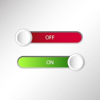 Interruptor encendido / apagado