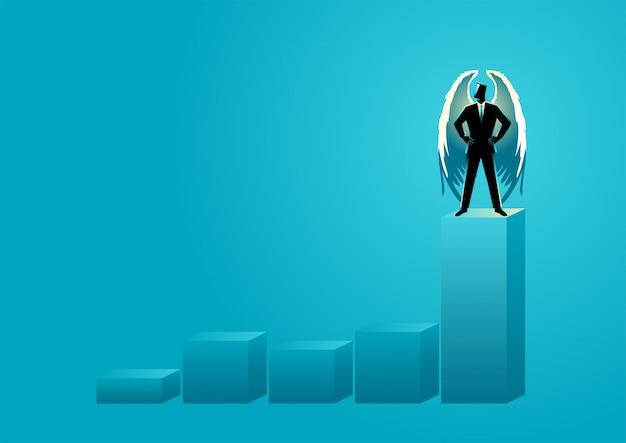 Inversor de angeles