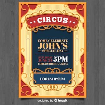 Invitación a circo