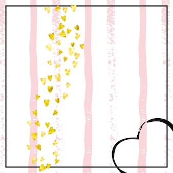 Invitación de glamour. folleto rosa de gatsby. revista de compromiso. decoración stardust