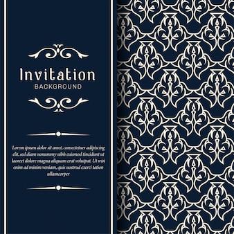 Invitaciones de boda decorativas