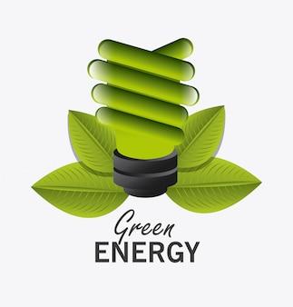 Ir diseño ecología verde.