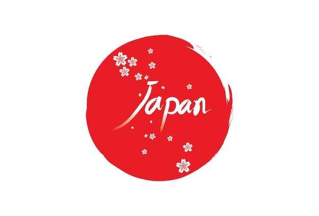 Japón famous landmarks infographic templates