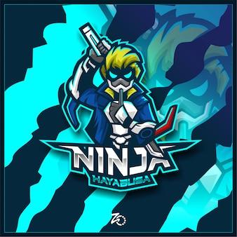 Japón ninja police gaming esports
