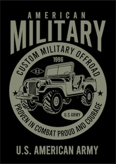 Jeep del ejército