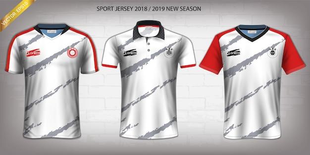 Jersey deportivo