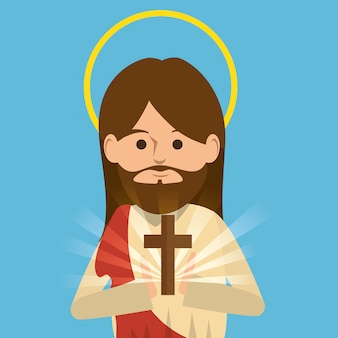 Jesucristo personaje religioso