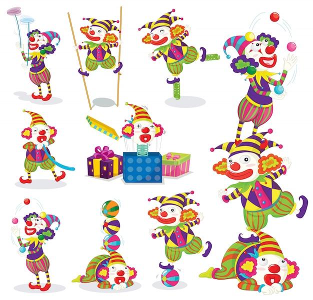 Jokers diversas actividades