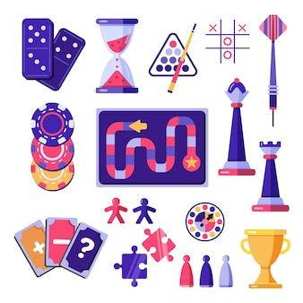Juegos de mesa y entretenimiento