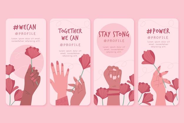 Juntos podemos historias de instagram