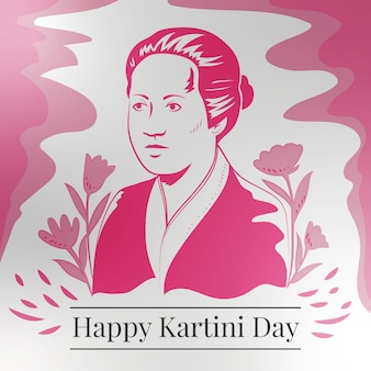 Kartini day hero woman en educación