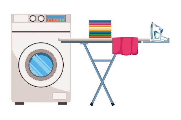 Lavado de ropa y accesorios de limpieza