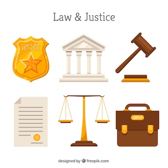 Law and justice element set