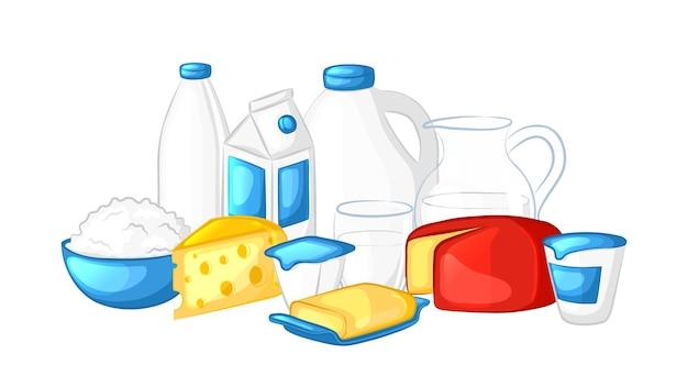 Leche y productos lácteos