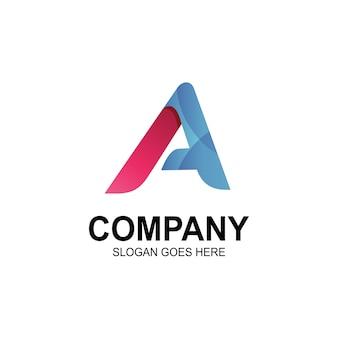Letra a logo