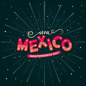 Letras del día de la independencia de méxico
