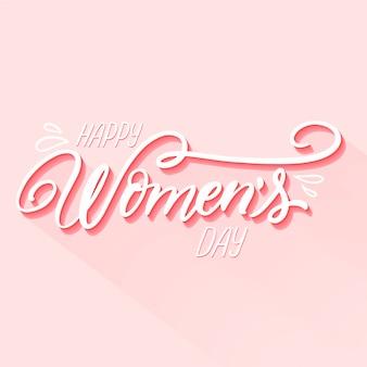 Letras del día de la mujer