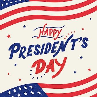 Letras del día del presidente