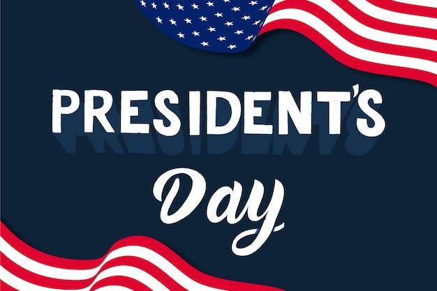 Letras del día de los presidentes