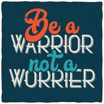 Letras de motivación. diseño de cita inspiradora.