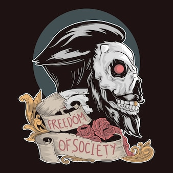 Libertad de la sociedad