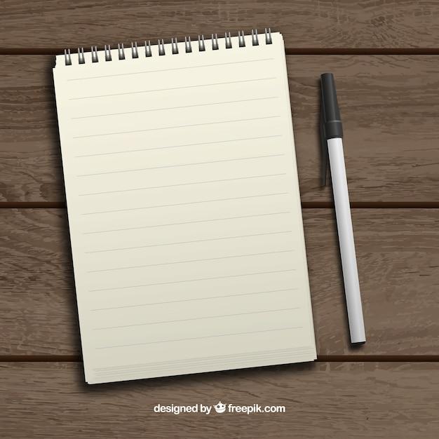 Fondo cuaderno png