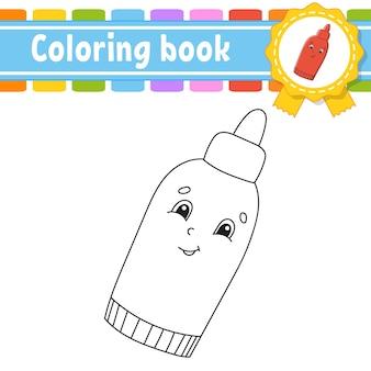 Libro de colorear para niños