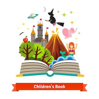 Libro de niños