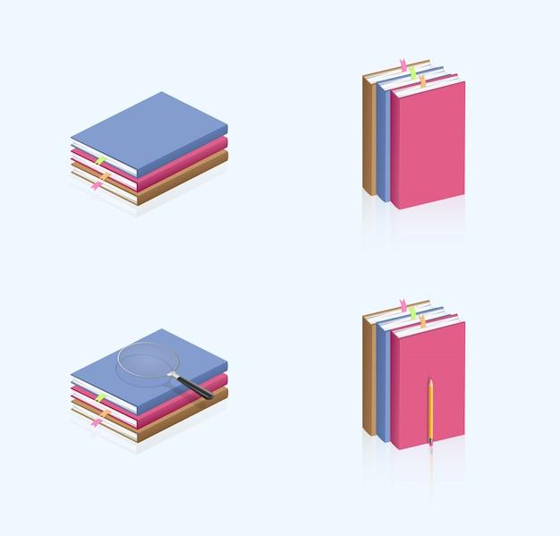 Libro isometrico