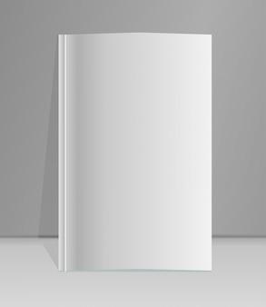 Libro de maquetación. modelo