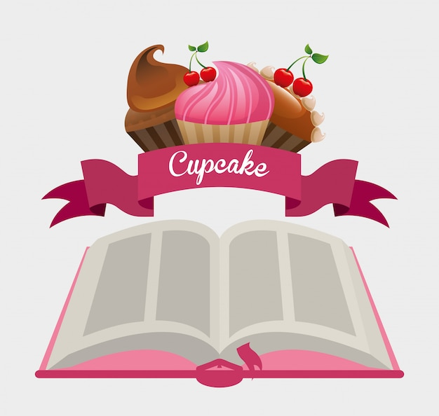 Libro de recetas de la magdalena