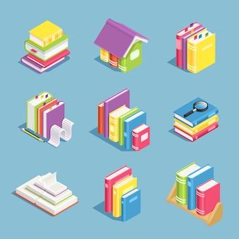 Libros isométricos