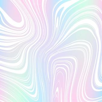 Licuar efecto de fondo con colores pastel