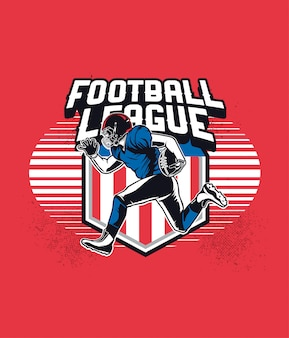 Liga de fútbol