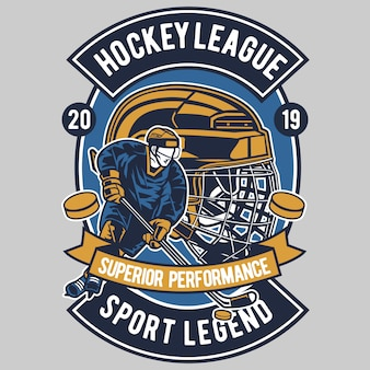 Liga de hockey
