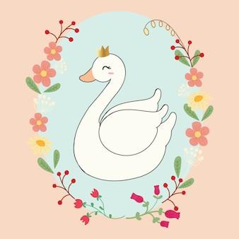 Lindo cisne