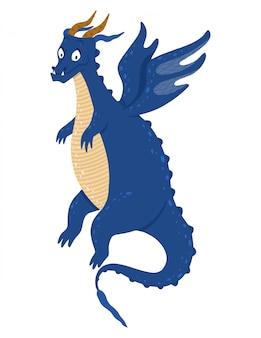 Lindo dragon volador