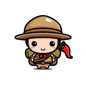 Lindo explorador