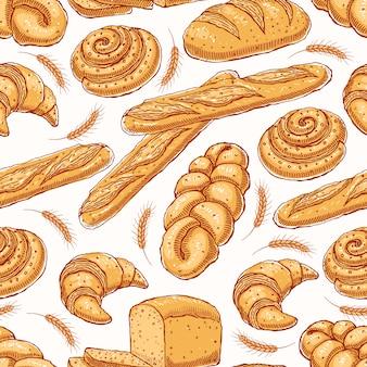 Lindo fondo transparente con varios deliciosos pasteles