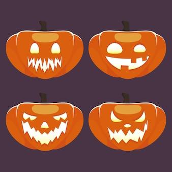 Lindo, halloween, icono