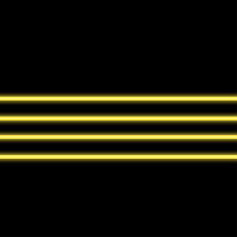 Líneas fluorescentes. línea de brillo abstracto para tarjeta de diseño, invitación a conferencia científica, papel tapiz de educación escolar, camiseta, impresión de bolso, publicidad de taller moderno, póster de venta de tienda, etc.