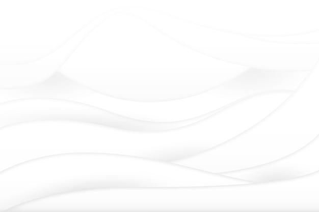 Líneas onduladas elegantes textura de fondo