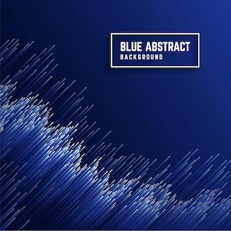 Líneas rectas abstractas compuestas de fondo brillante