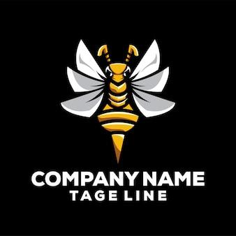 Logo de la abeja